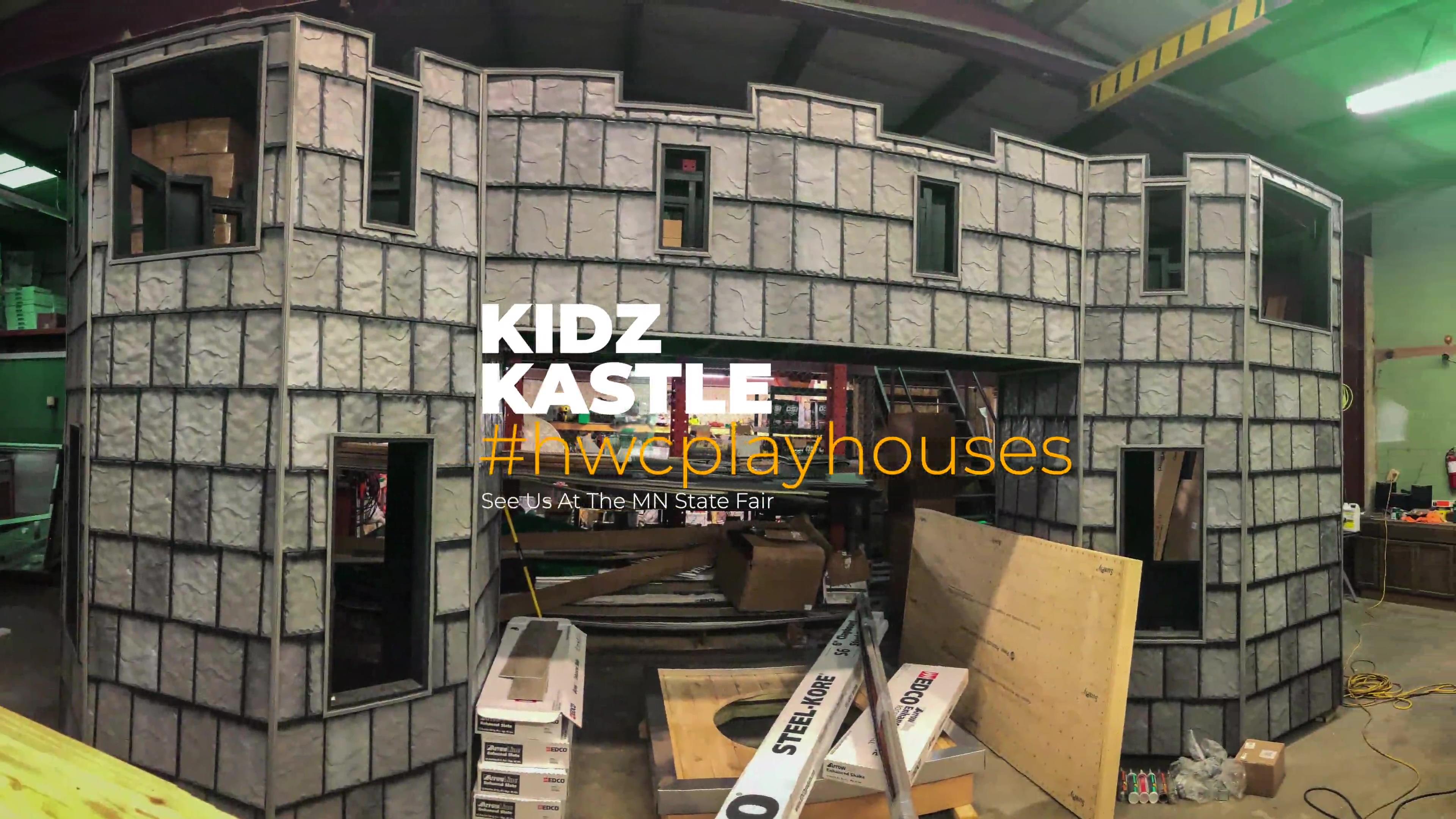 State Fair Kidz Kastle Promo