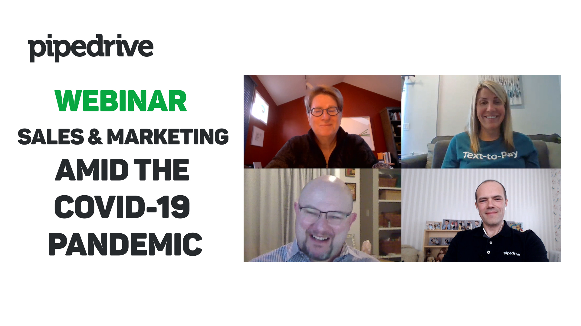 Sales and marketing amid the COVID-19 epidemic