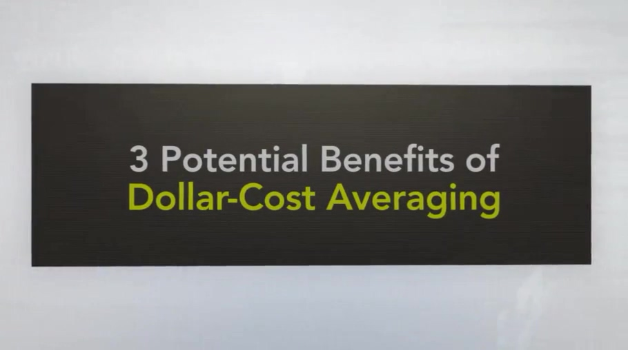 3 Potential Benefits of Dollar Cost Averaging-1