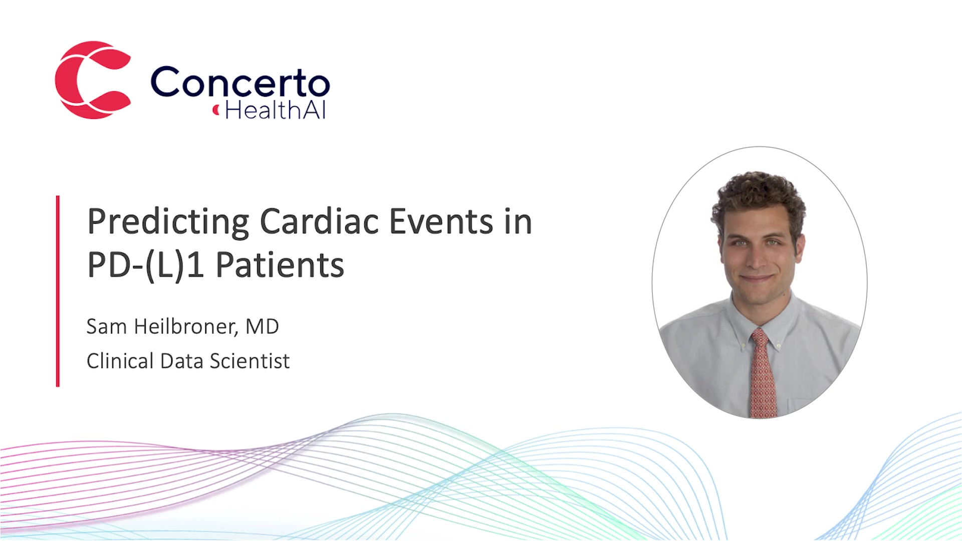 Cardiac Adverse Event in NSCLC_video