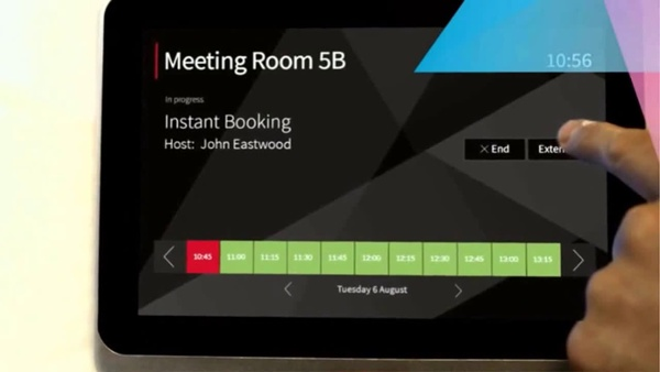 2. Room Booking