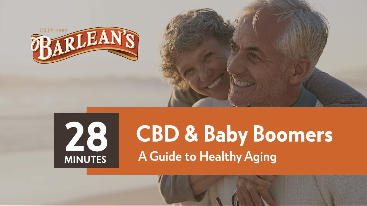 CBD & Baby Boomers Webinar