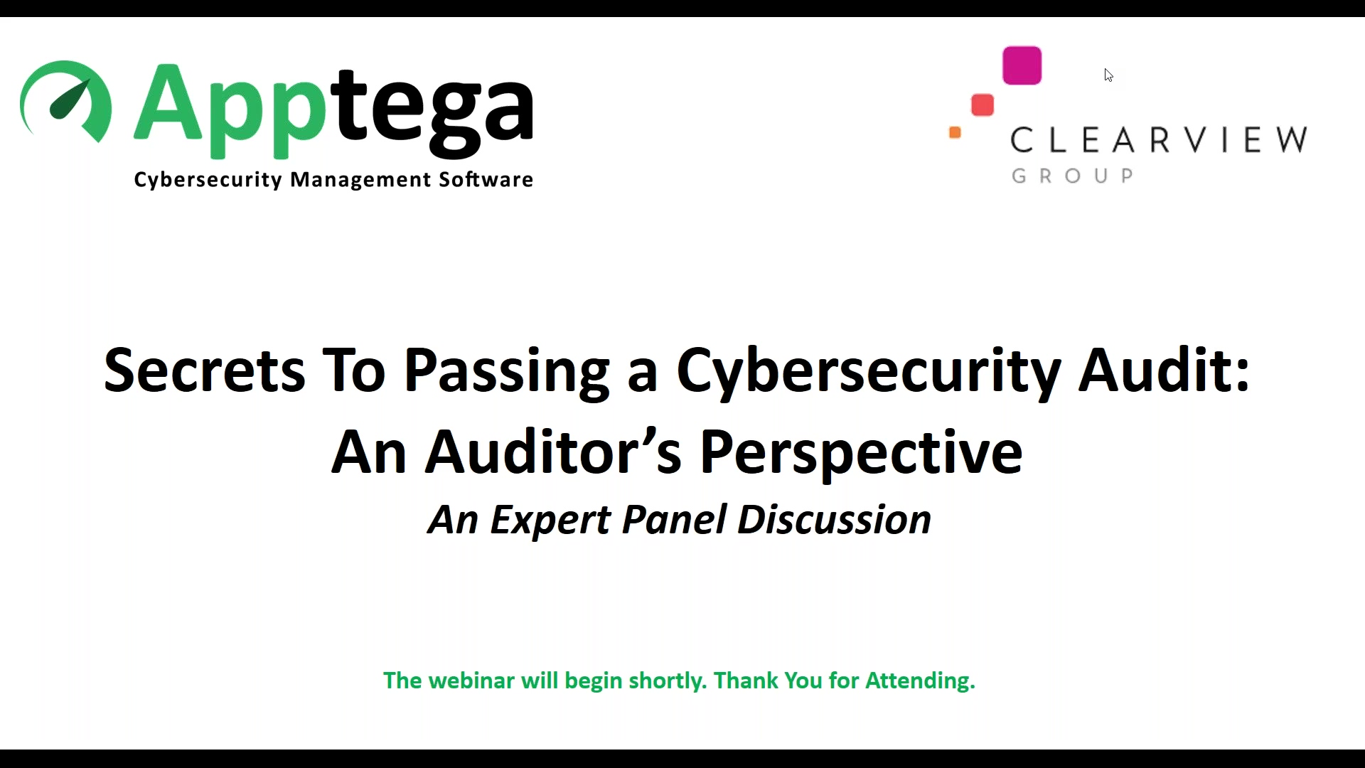 Secrets To Passing A Cybersecurity Audit_ An Auditor's Perspective