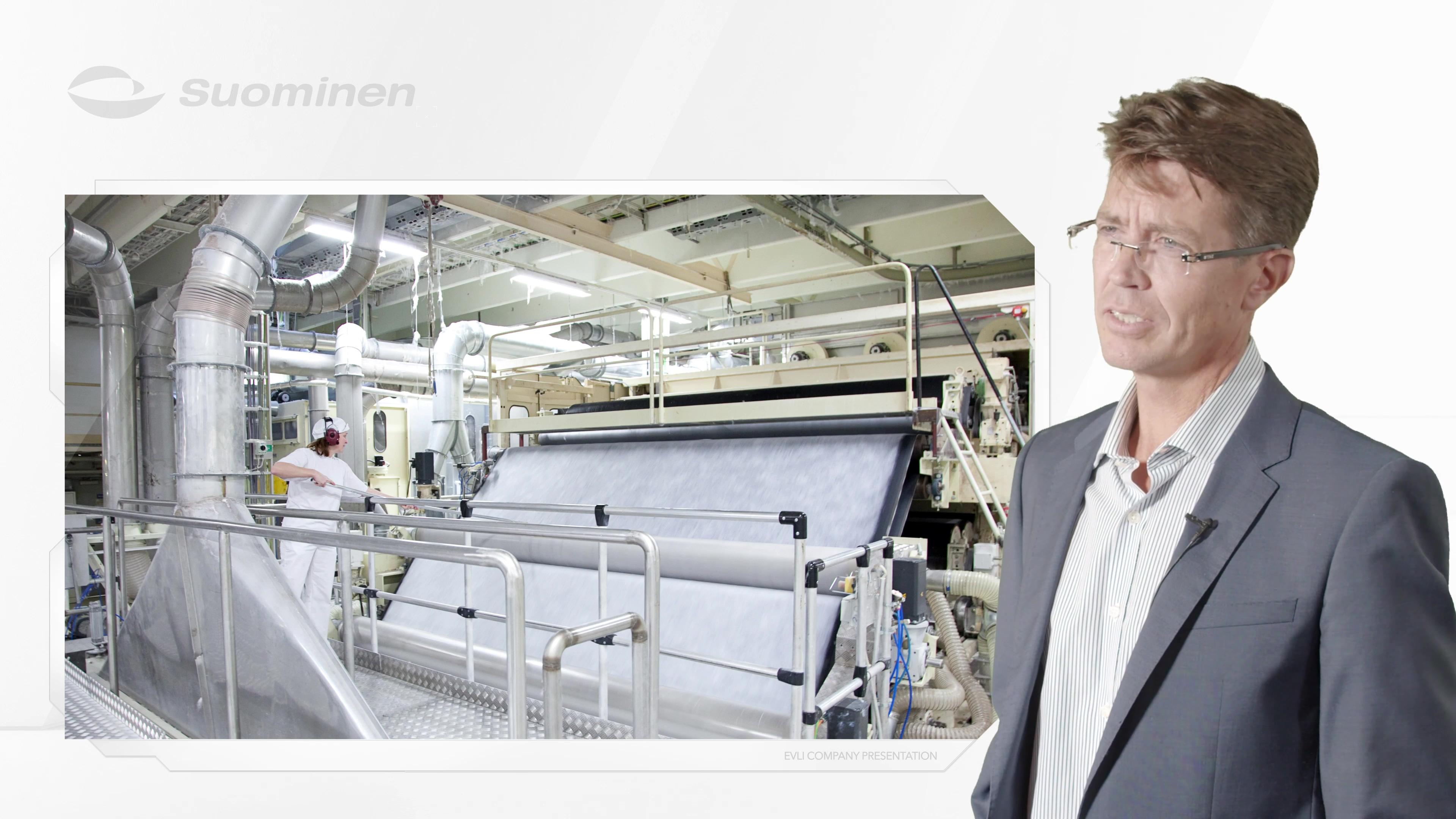 Suominen company presentation 13082019