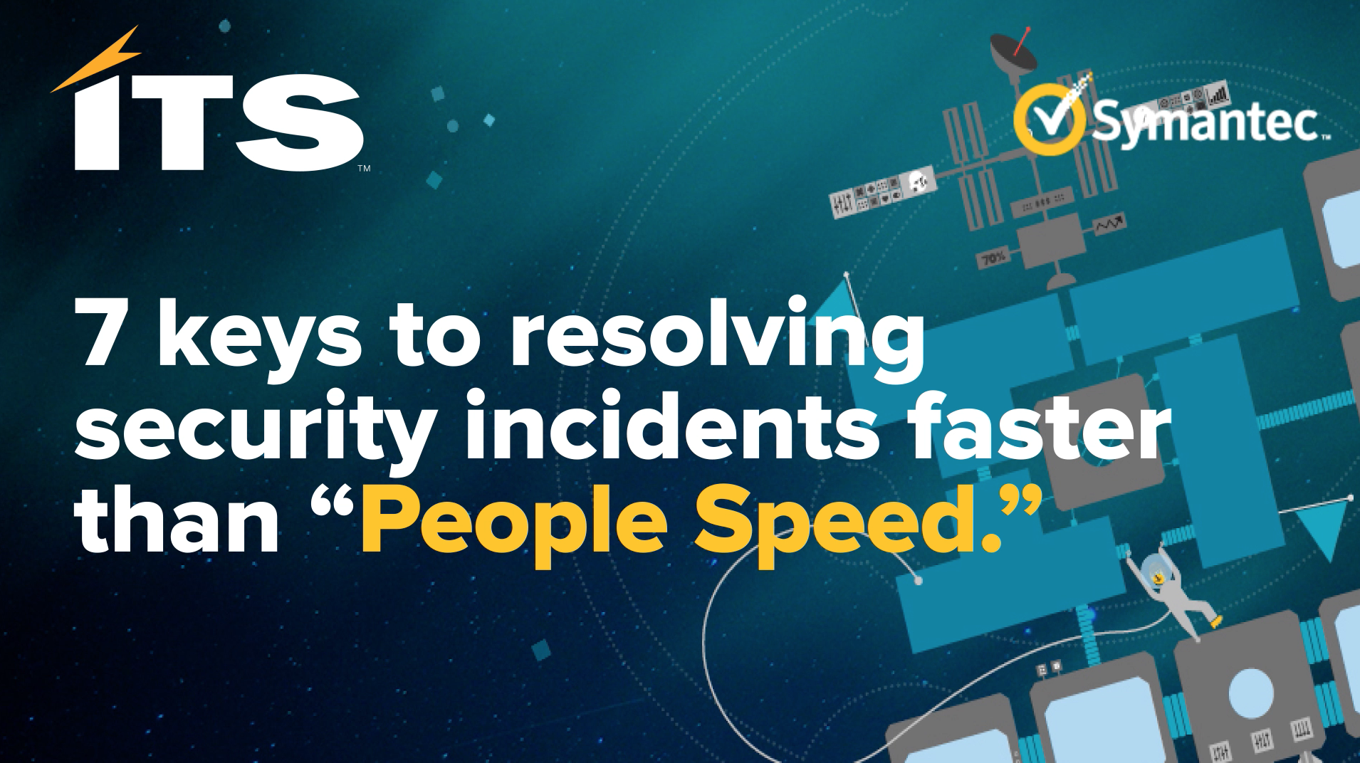 """7 keys to resolving security incidents faster than """"People Speed Recording"""