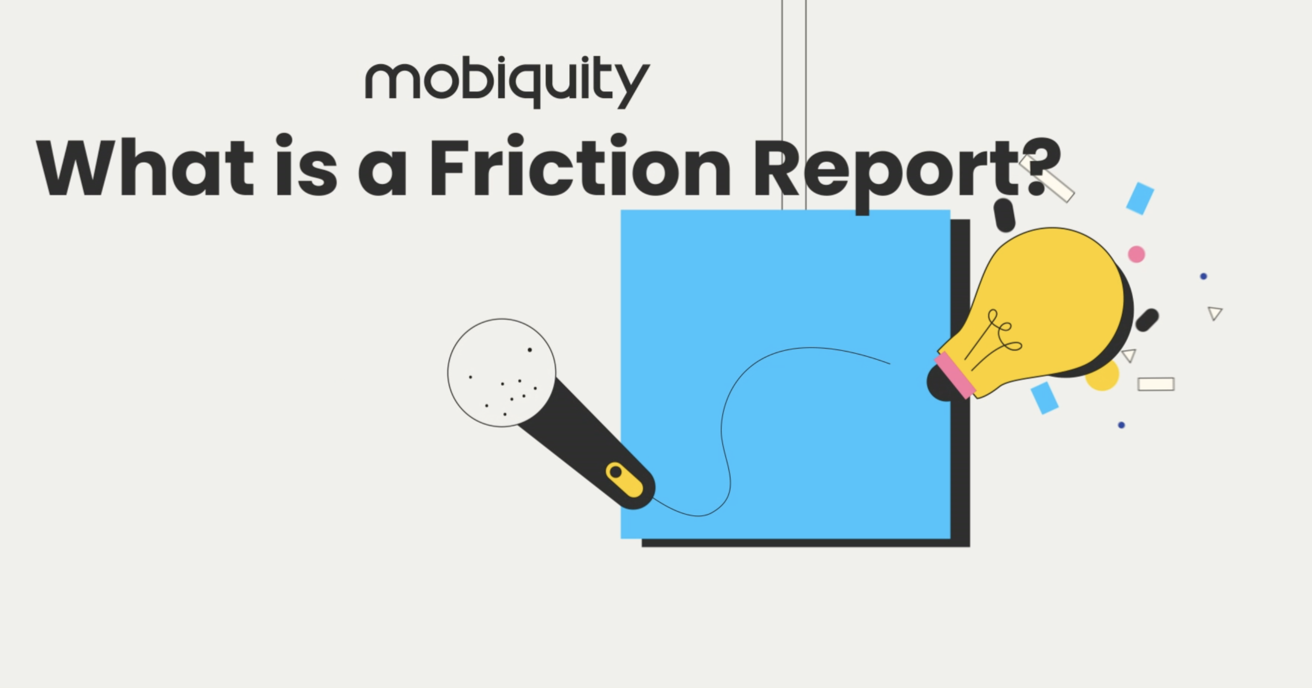 What is a Frction Report- Non Branded