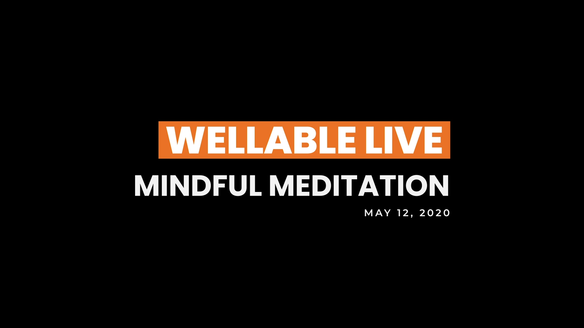 20 0513 Wellable Live