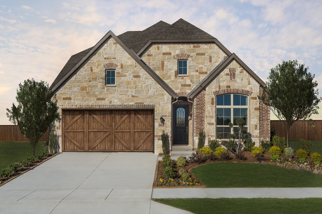 Addison II Model Home