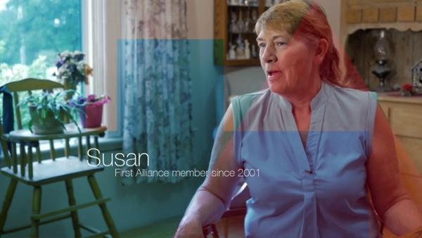 FA Member - Susan - Video
