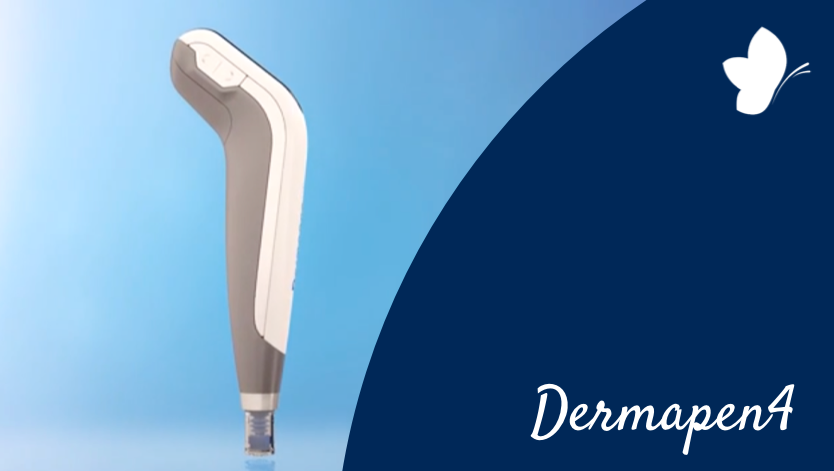 Reveal of the new Dermapen 4
