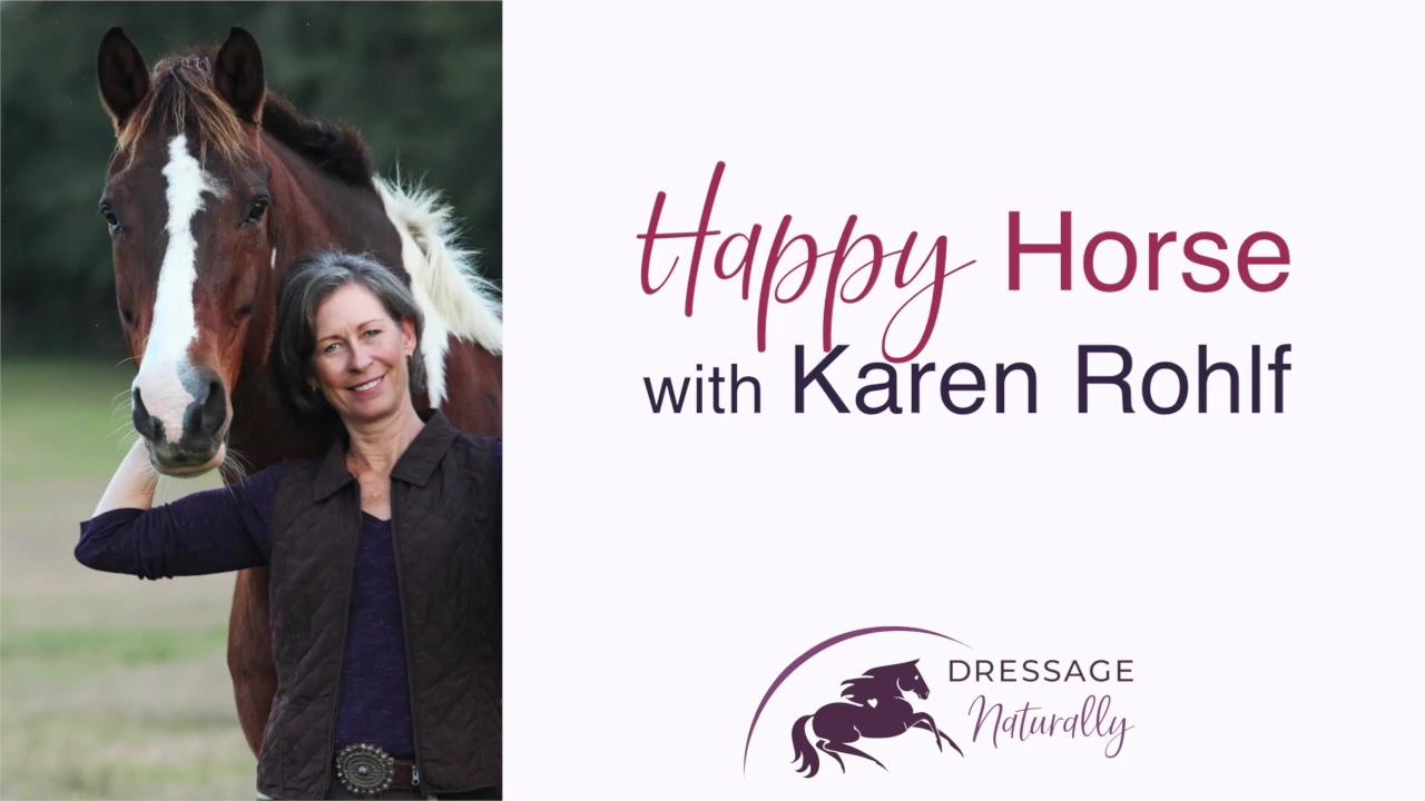 Happy Horse Karen Rohlf