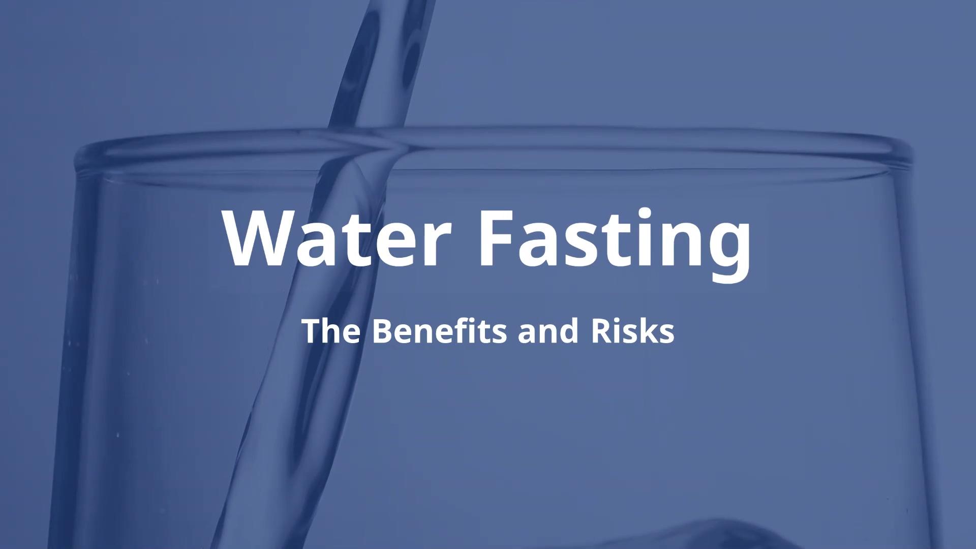 water-fasting(matrix)