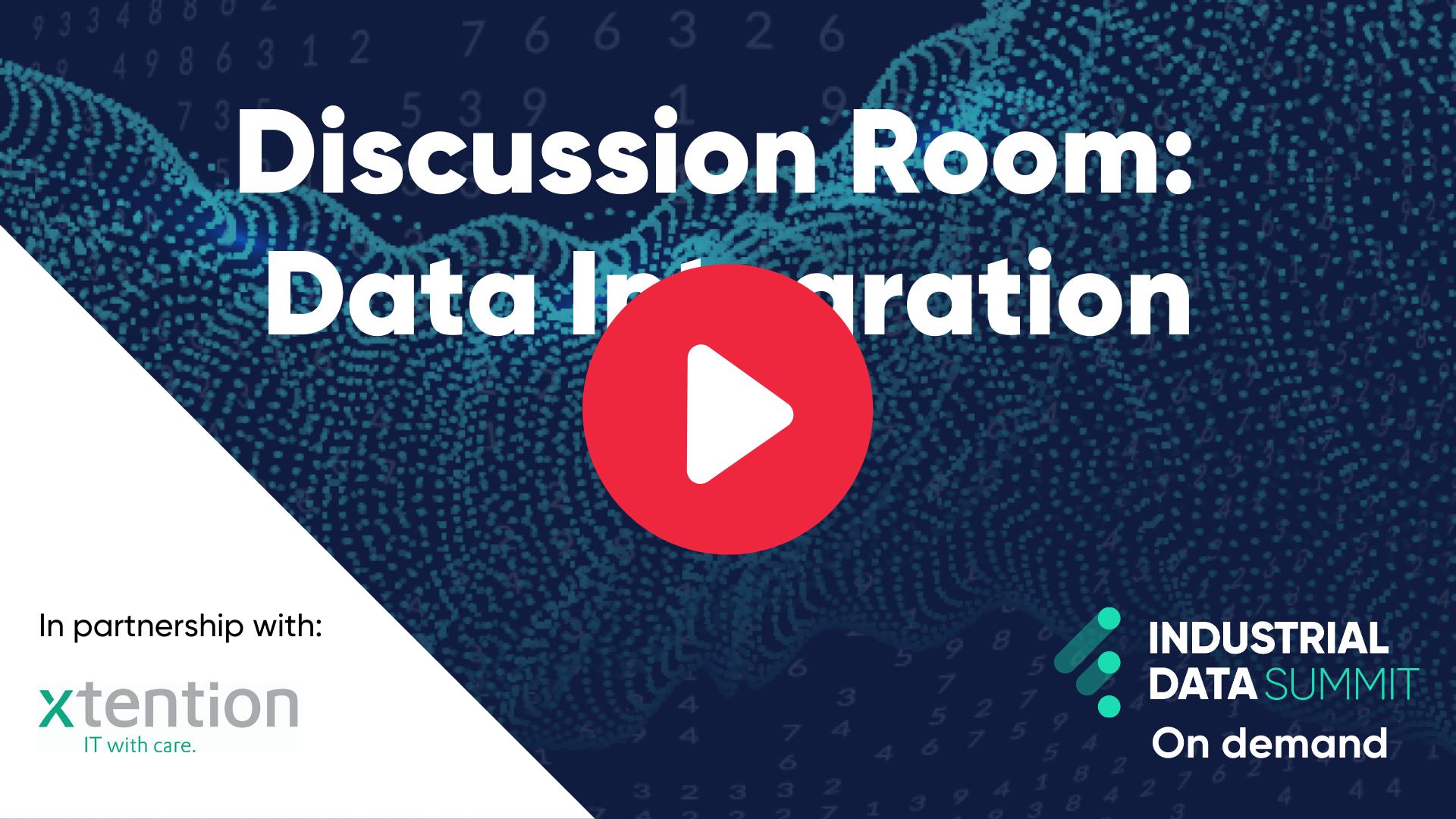 DR Data Integration
