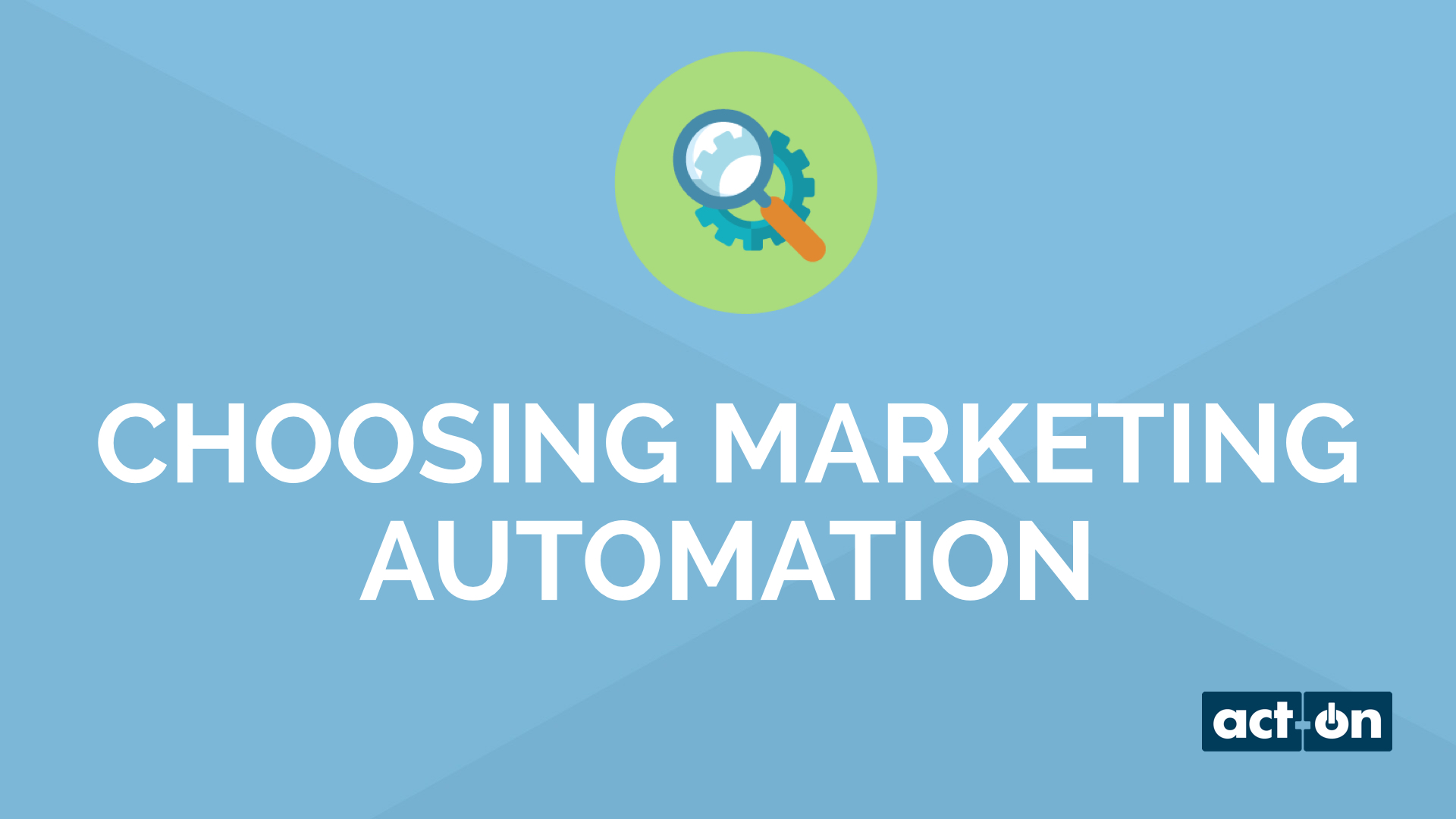 Choosing Marketing Automation: Two Must Haves that Predict Success in 15 Minutes