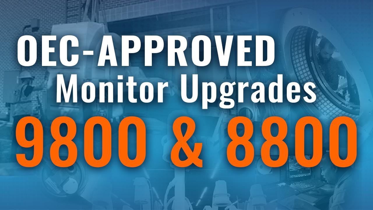 OEC Monitor Upgrades