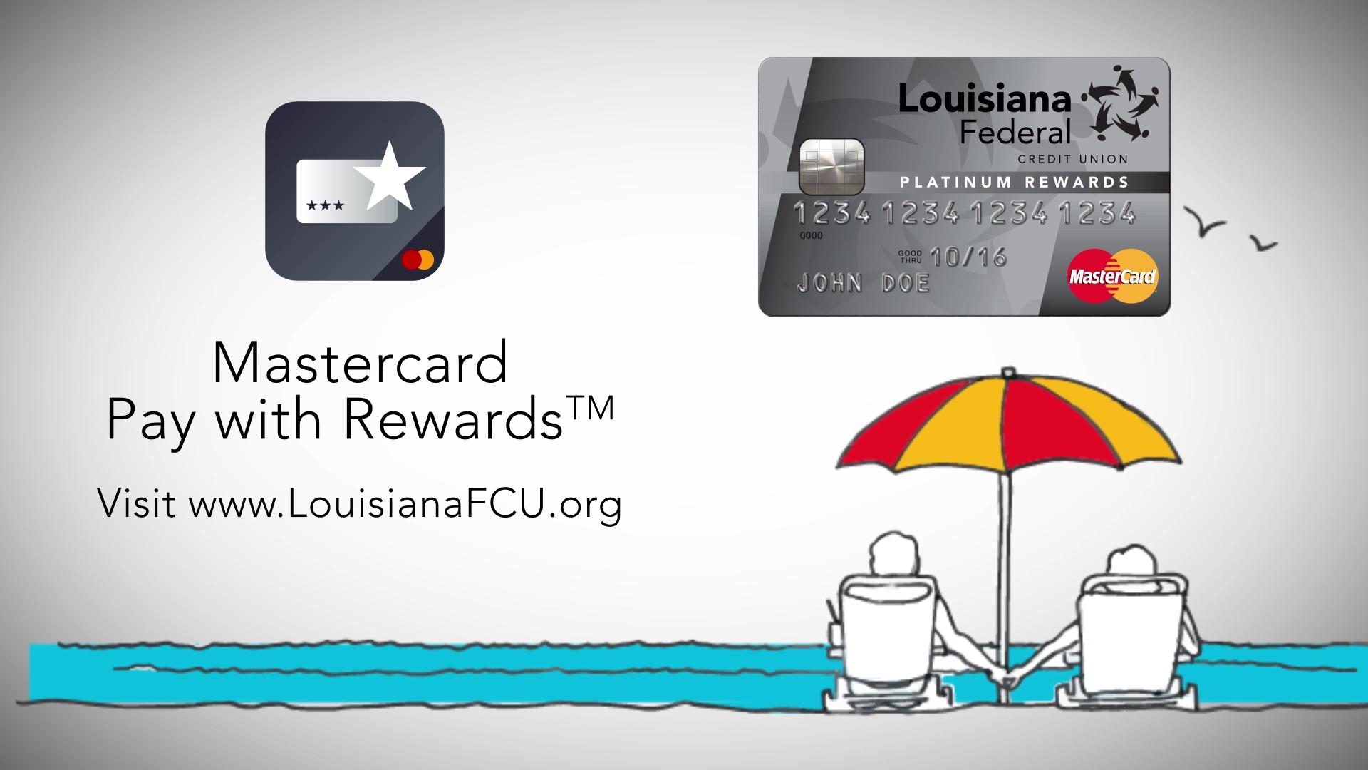 Pay w rewards Louisiana Federal v5