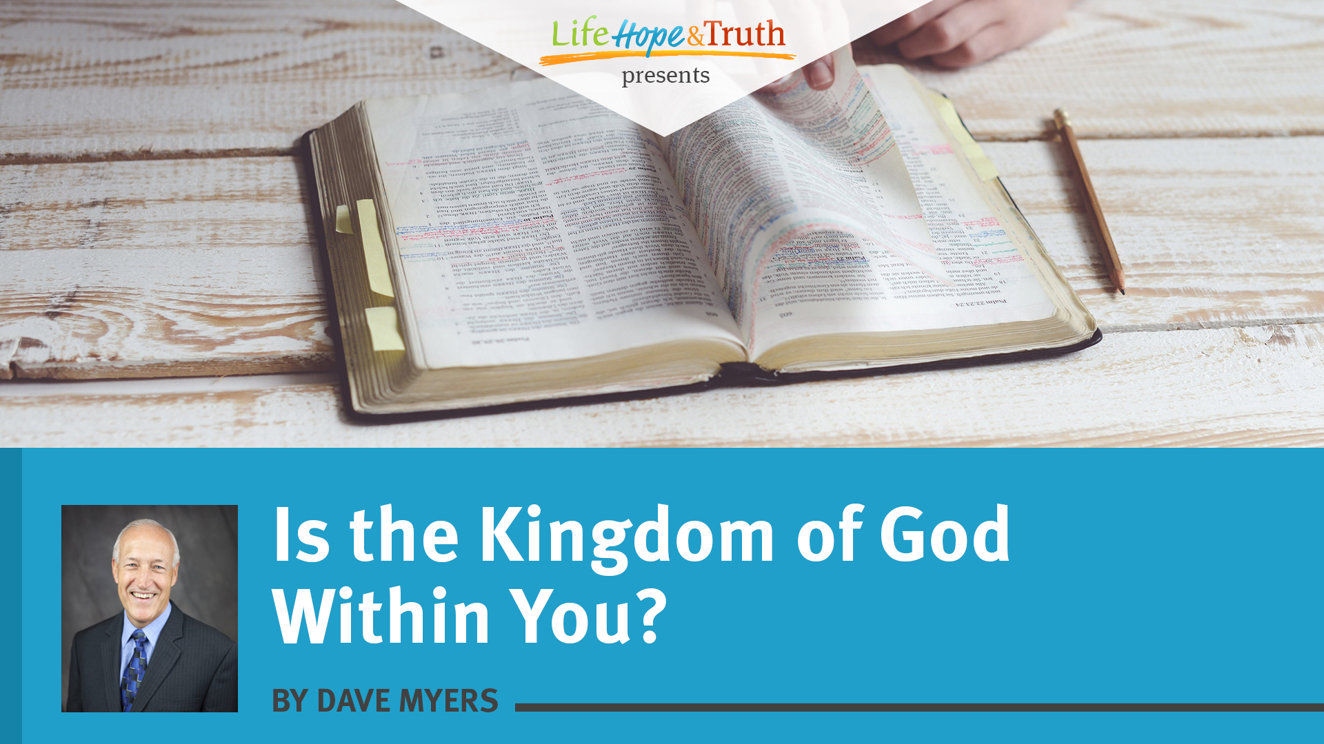Is the Kingdom of God Within You?