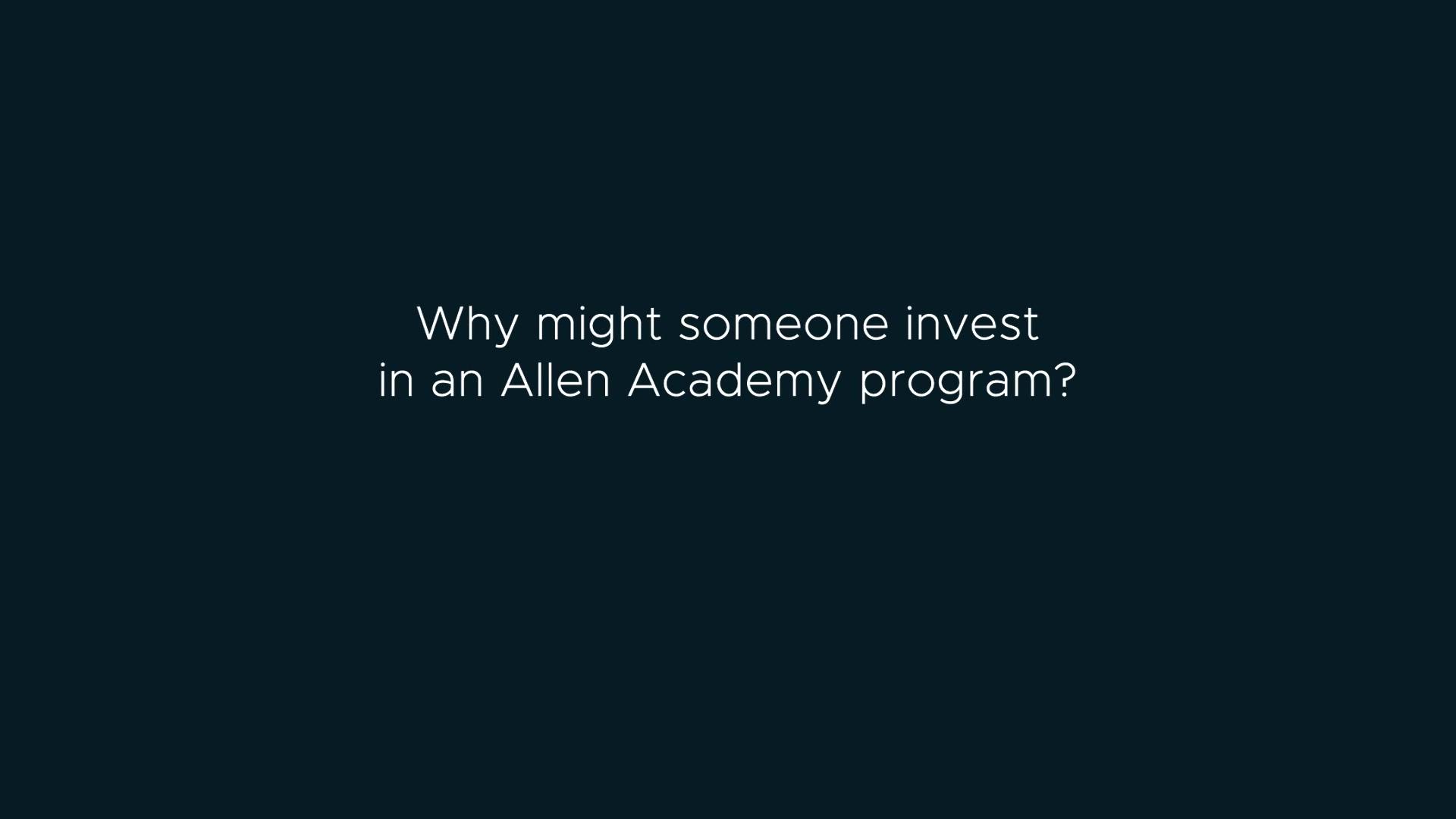 Allen Academy Vision Q11