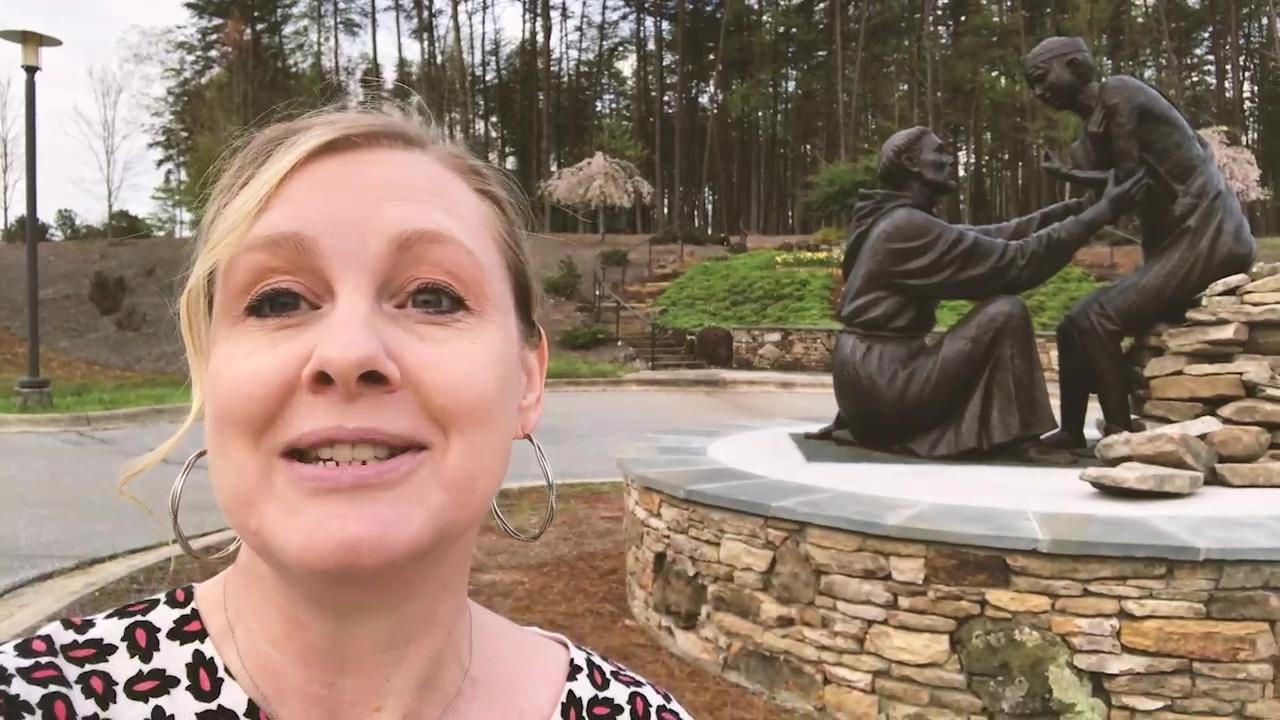 Jennifer at St. Francis Springs