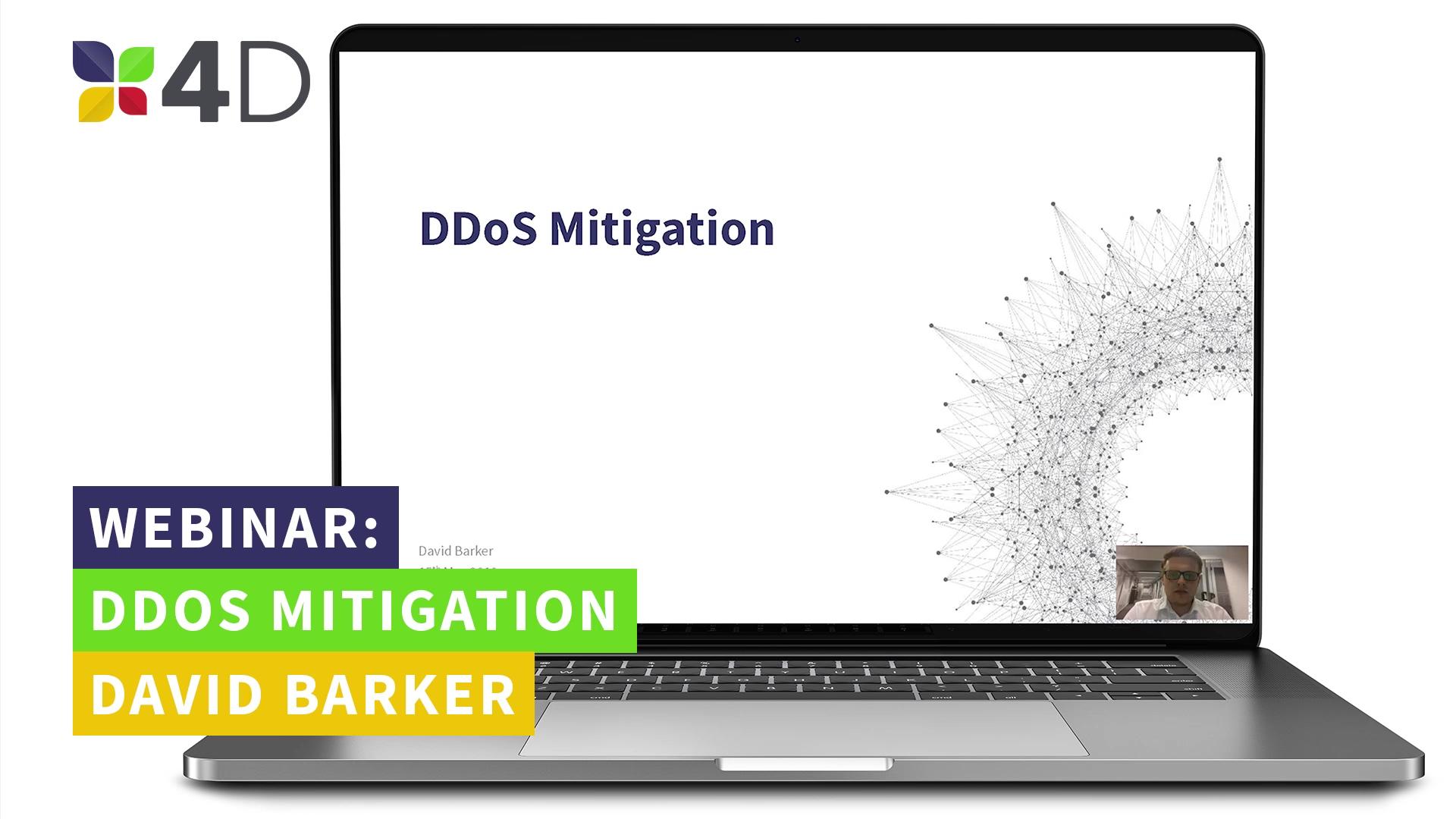 Webinar - DDOS Mitigation - DB 2