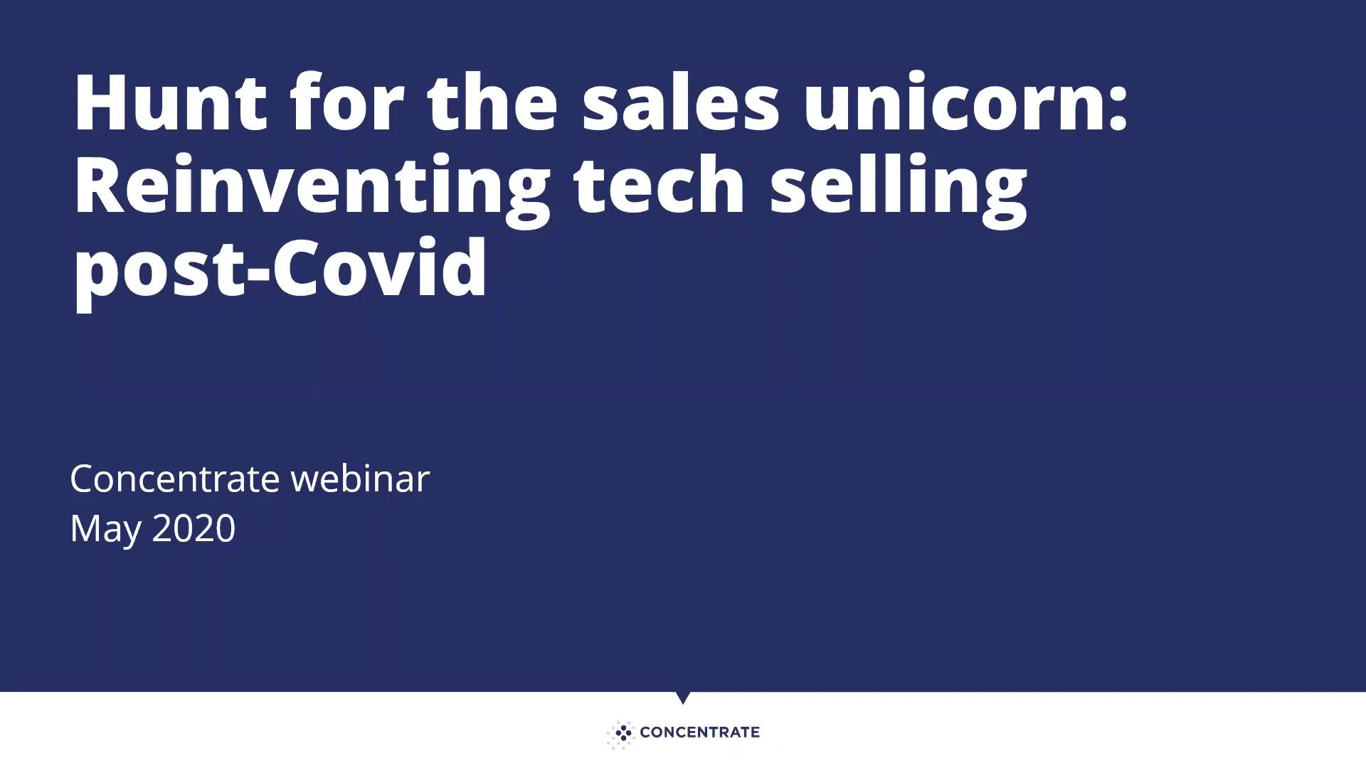 Hunt for the sales unicorn webinar recording-1