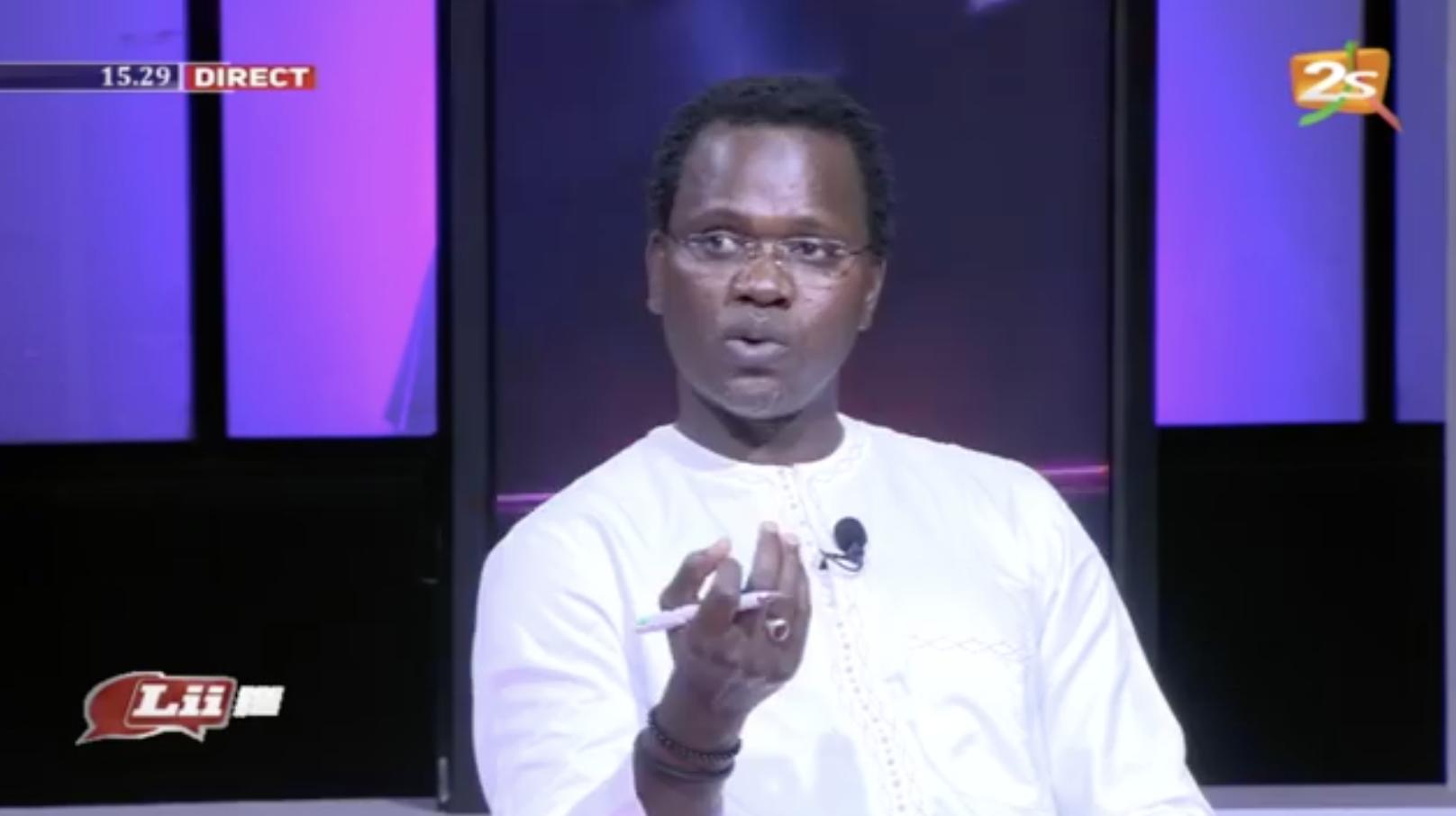 Senegal National TV Abdou Lo
