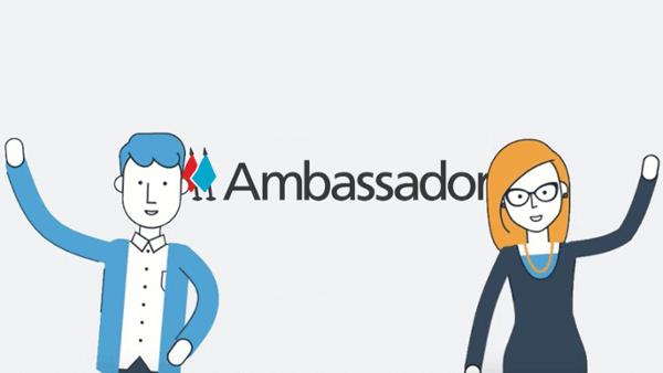 Referral Marketing Software by Ambassador