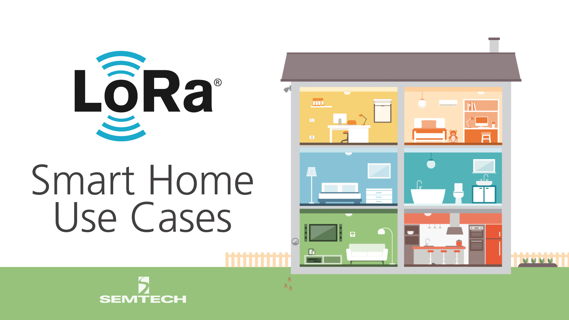 LoRa-enabled Smart Home & Building Innovations at CES and Beyond