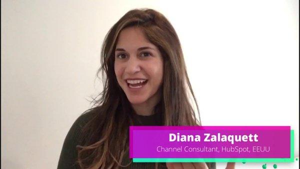Diana Zalaquett de HubSpot