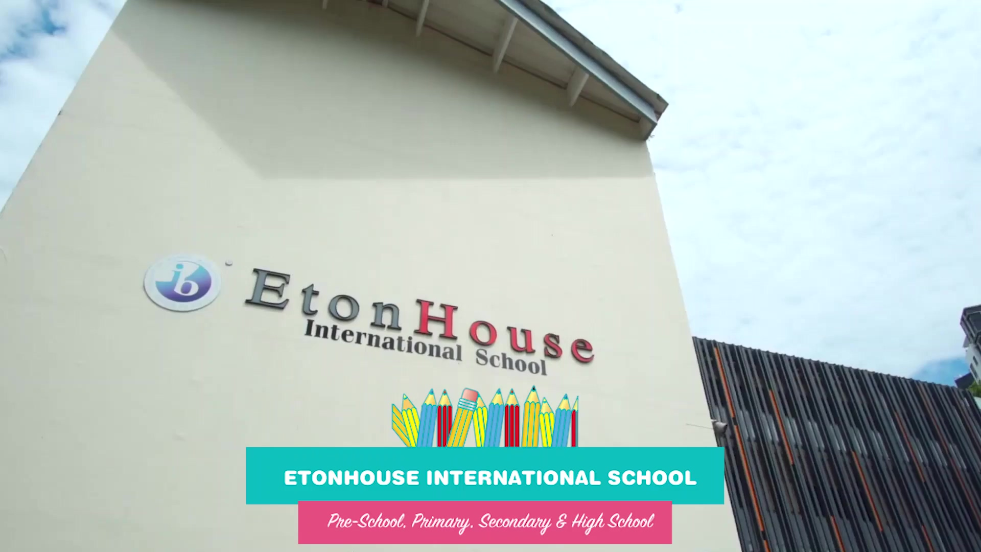 LSA Eton House
