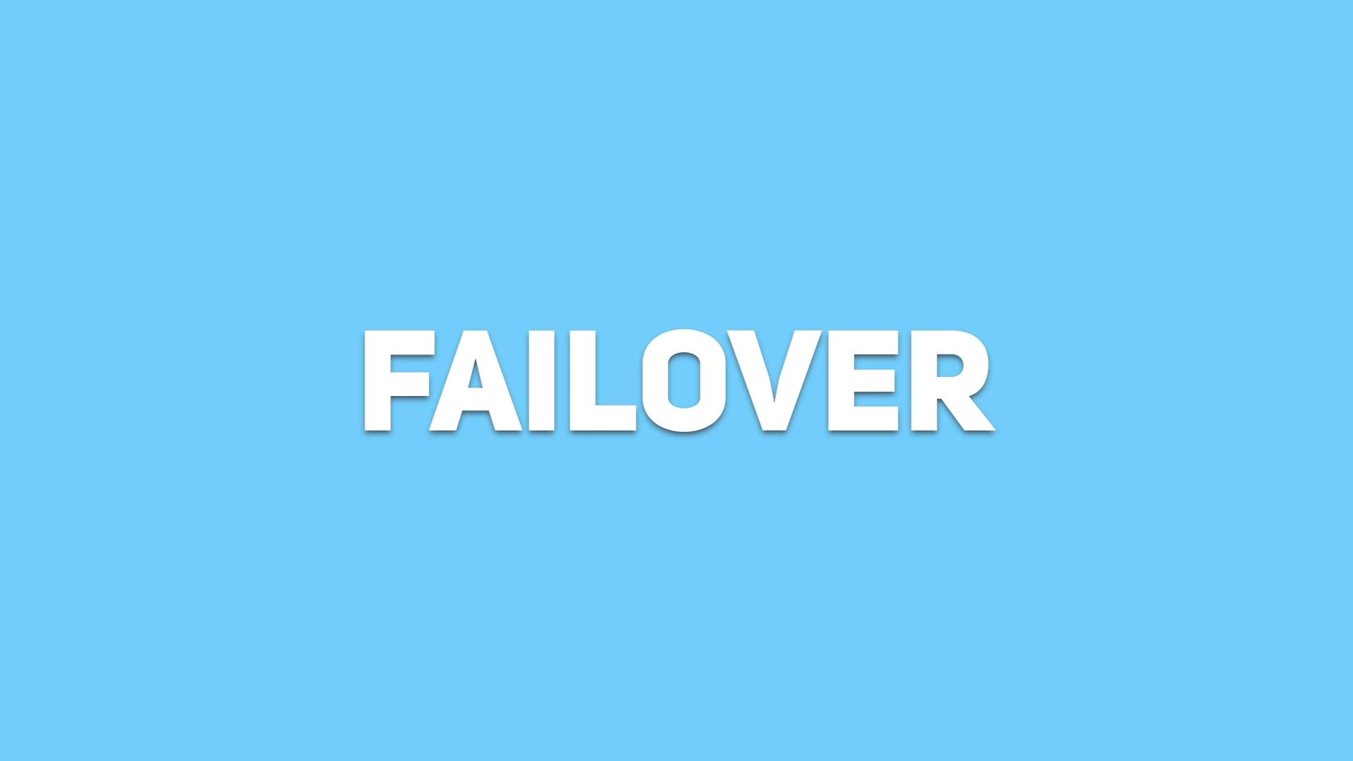 RCS - Failover