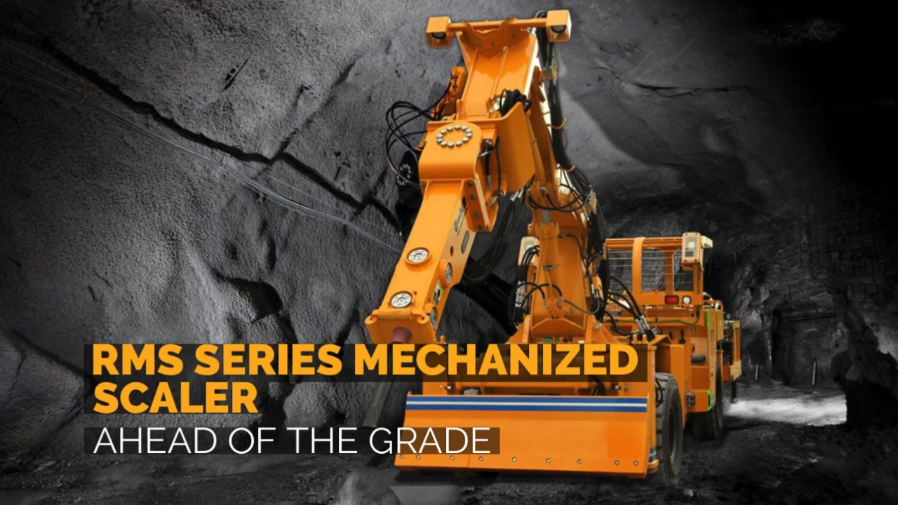 Breaker Technology   RMS Mechanized Scaler   Ahead of The Grade
