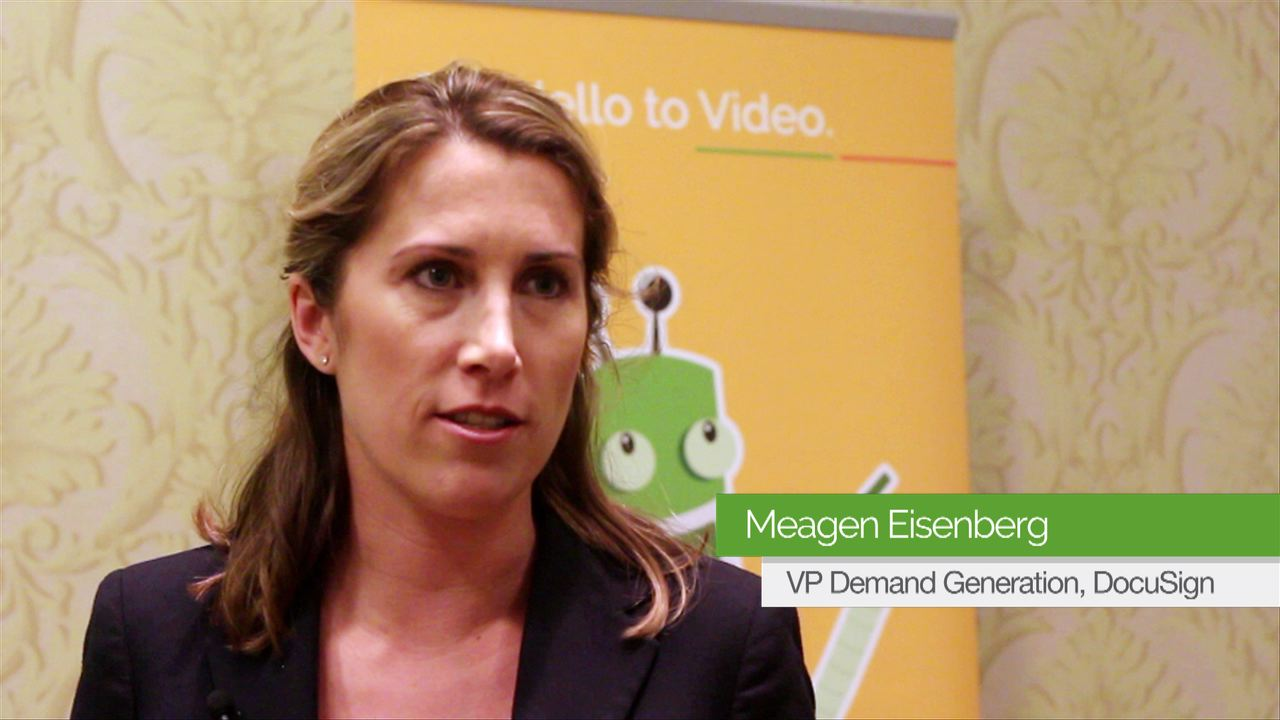 Meagen Eisenberg: Why Video Content Is Huge For Content Customization