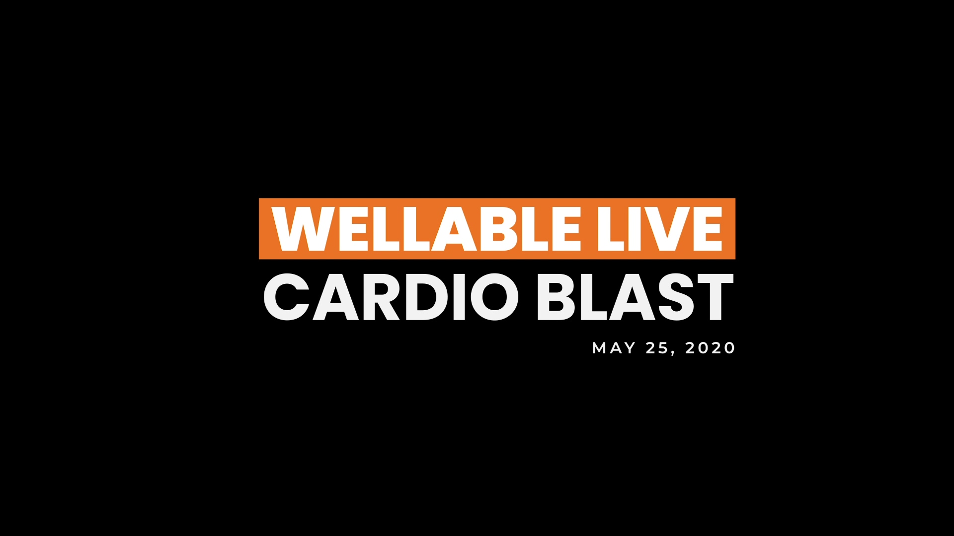 20 0525 Wellable Live