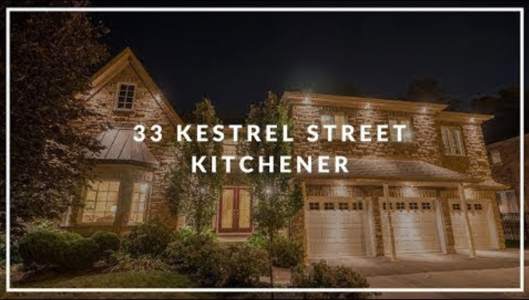 33 Kestrel Street - Kitchener Homes For Sale
