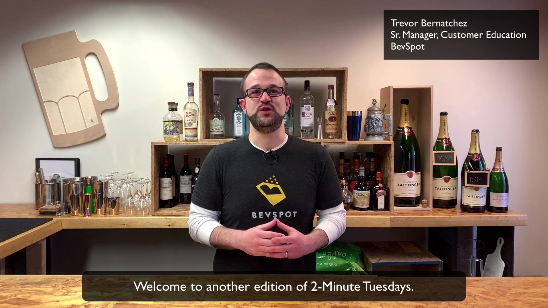 2MT - Where to Find Your Bar Staff