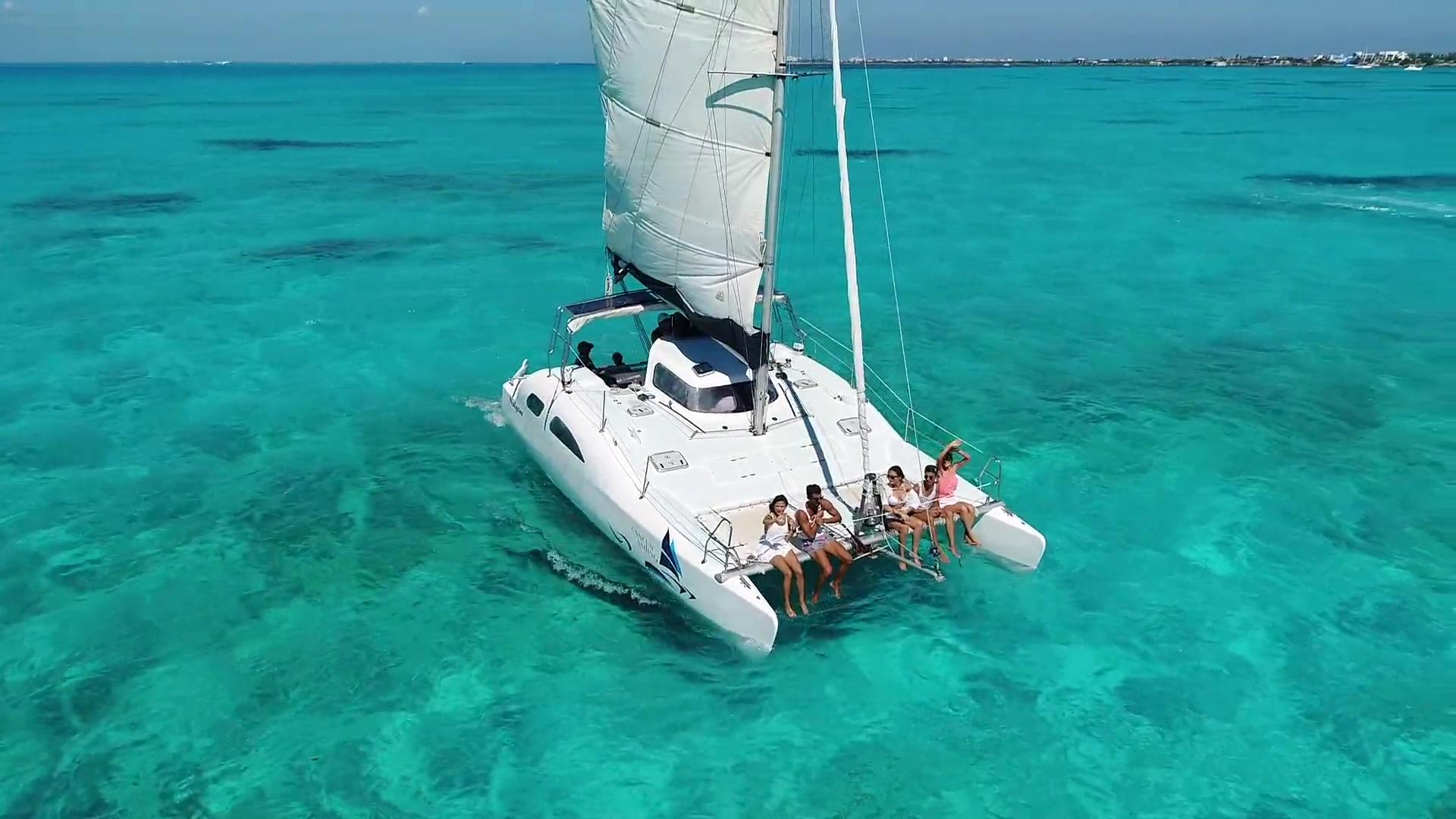 Catamaran Nal Gone