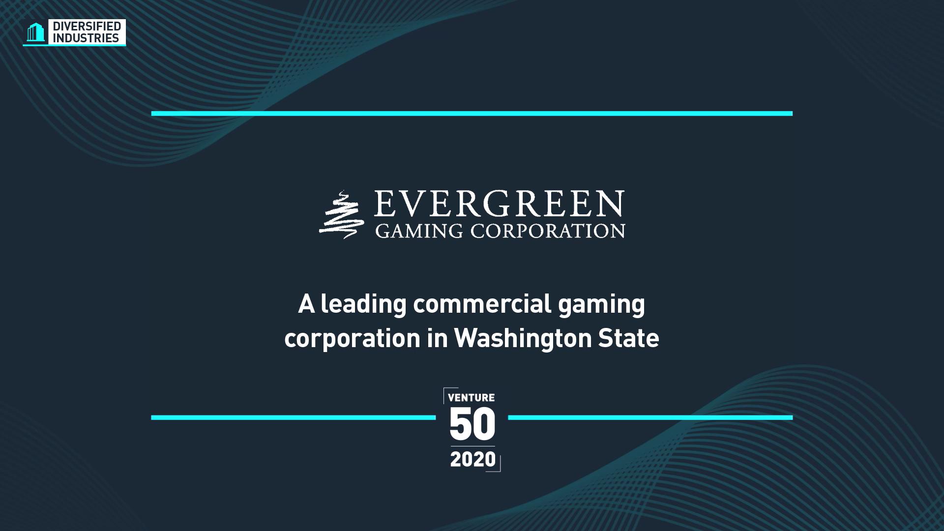 Evergreen Gaming Corporation