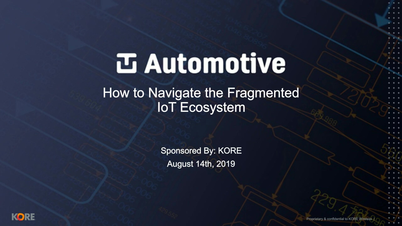 How to Navigate the Fragmented IoT Ecosystem