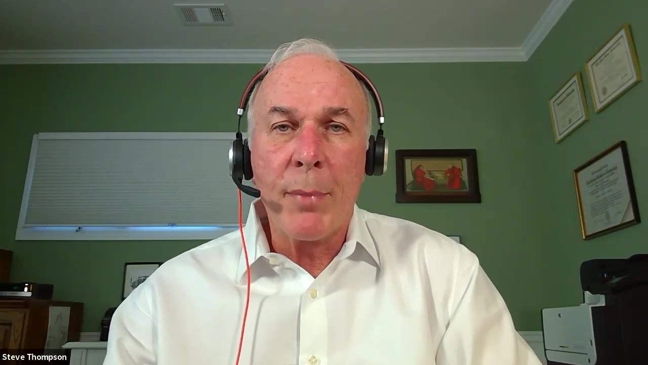 Steve Thompson on The Sales Podcast