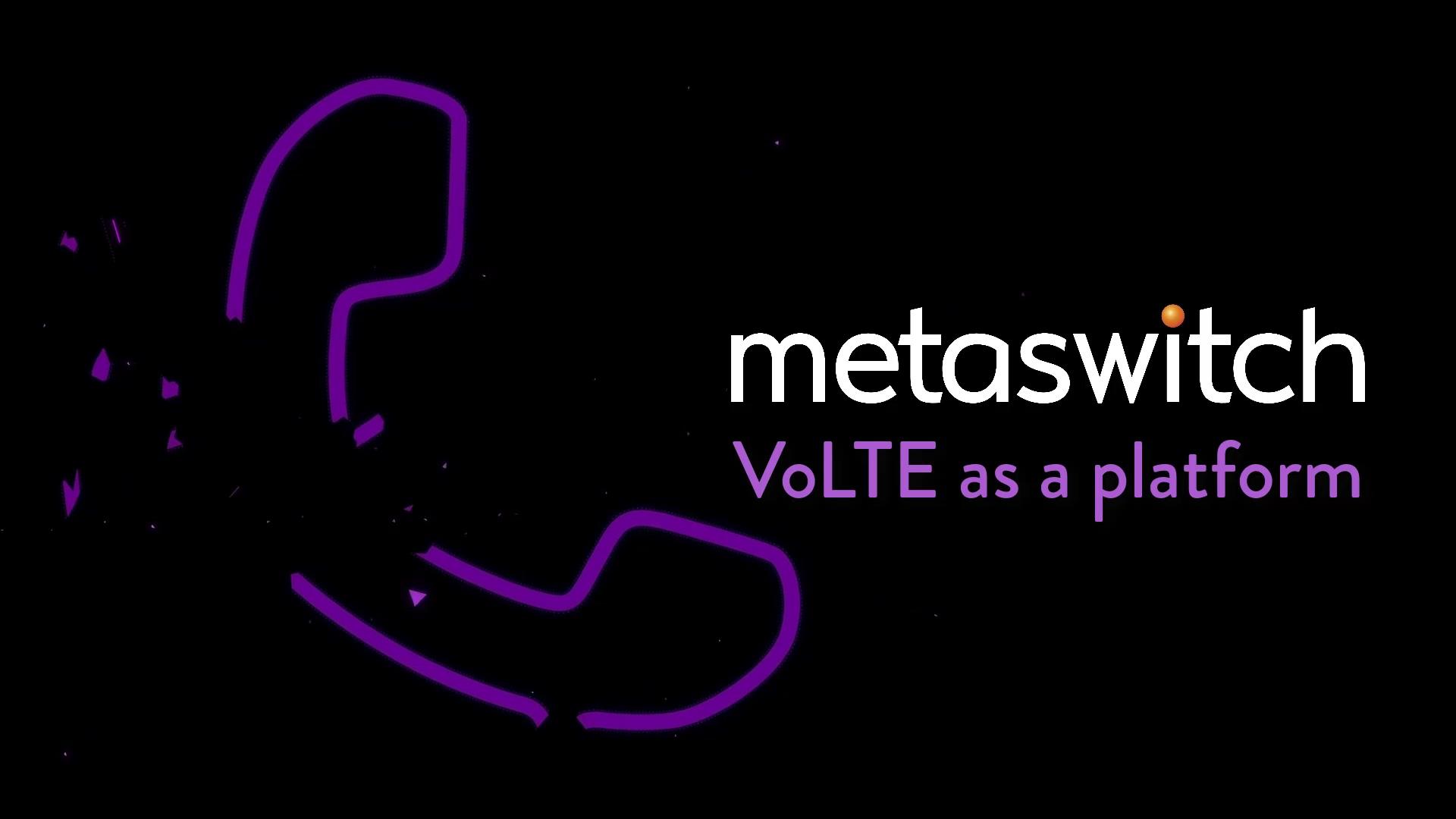 VoLTE-as-a-platform