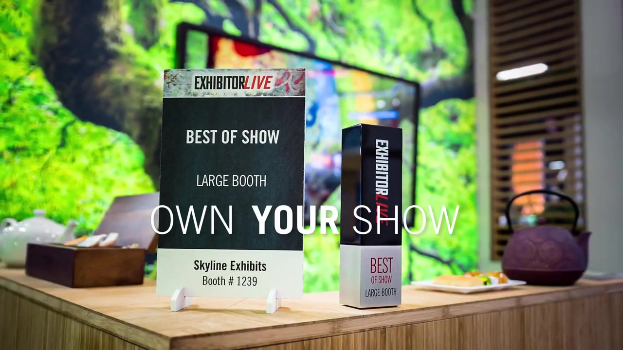Own Your Show with Skyline Exhibits _ Trade Show Displays, Events & Services