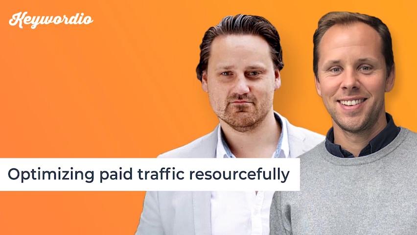 optimising paid traffic