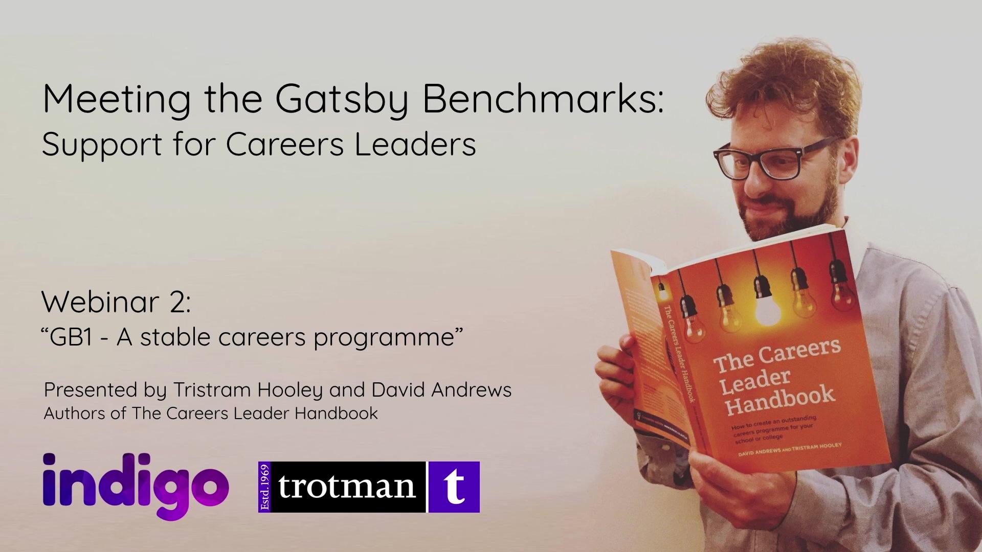 Careers Leader Webinar 2
