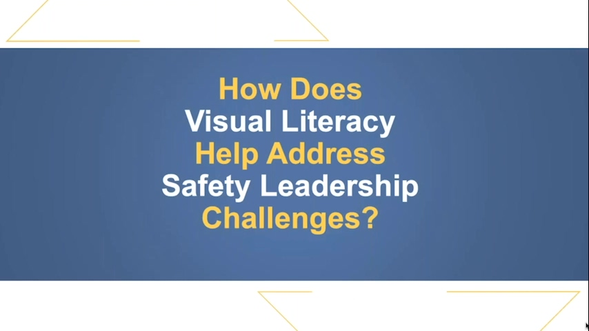 Visual Literacy and Safety Leadership Teaser