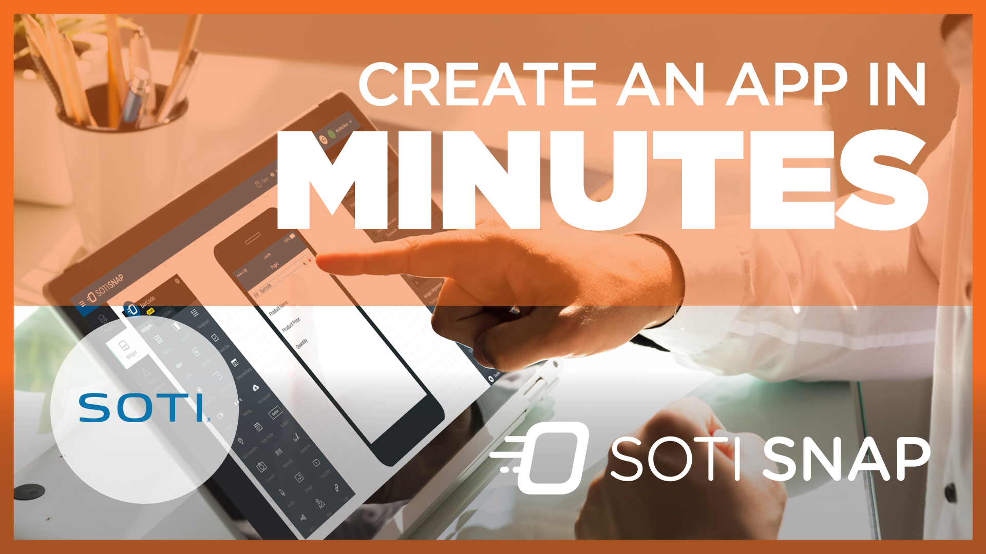 Unleash your inner Developer with SOTI SNAP - Video