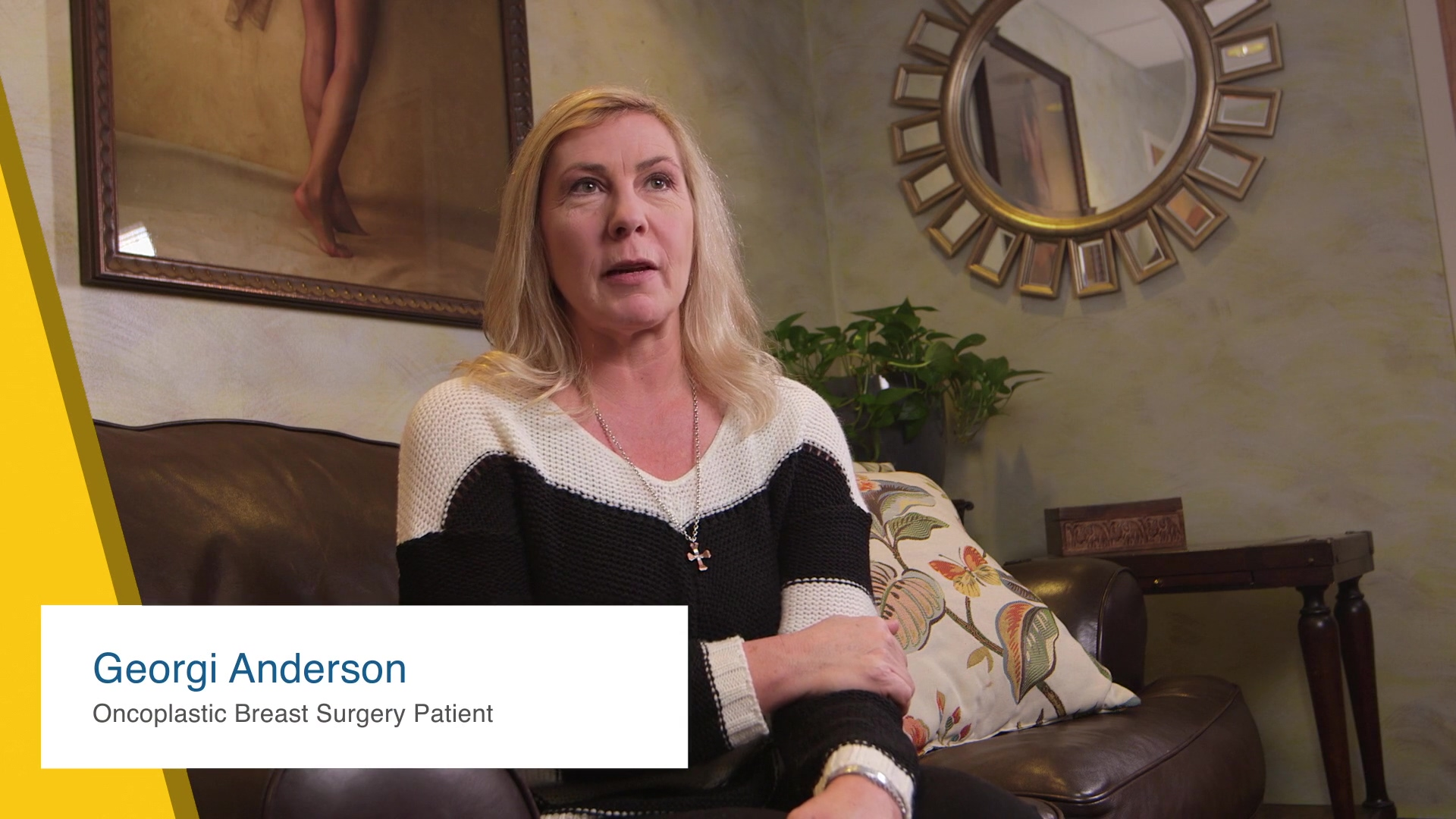 Best of Health; Breakthrough Reconstruction after Mastectomy