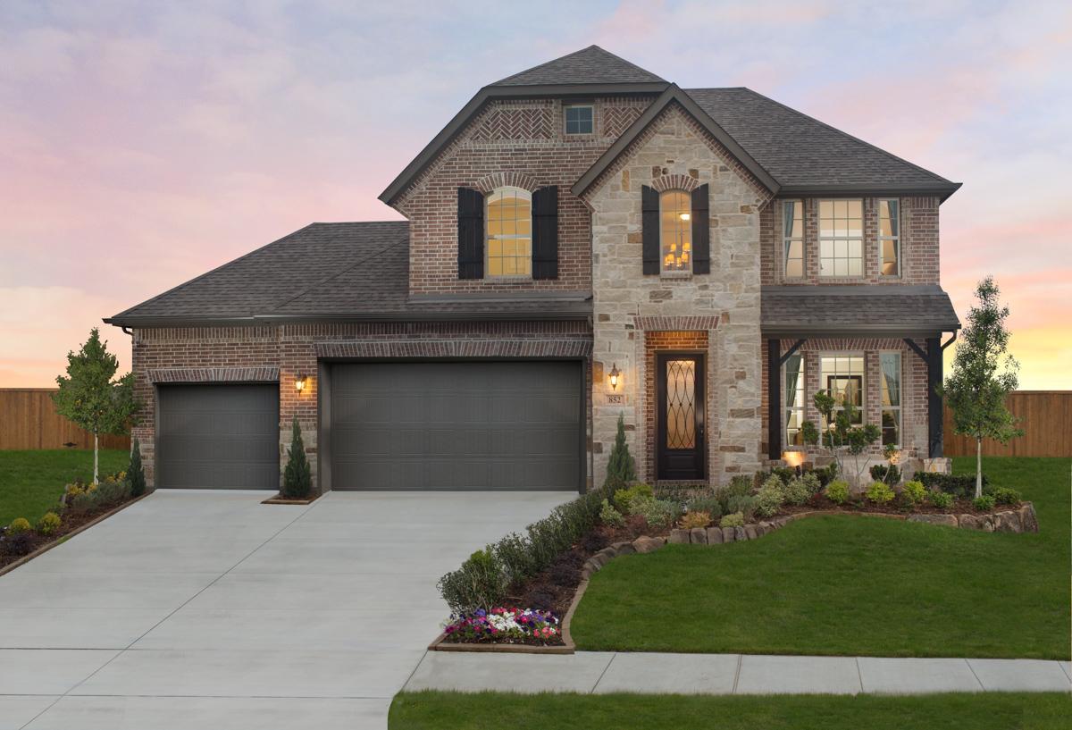 Grayson Model Home | Woodcreek