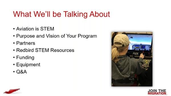 Propelling an Aviation-Themed STEM Program