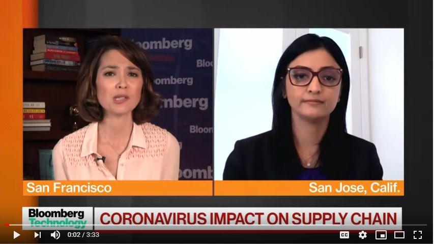 Supply Chain Expert on Coronavirus Impact
